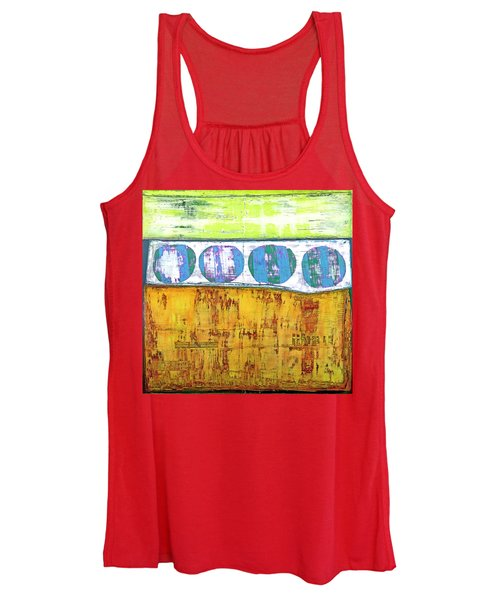 Art Print Venice Women's Tank Top