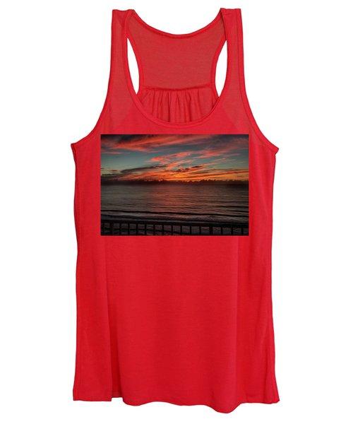 Atlantic Sunrise Women's Tank Top