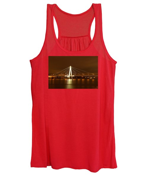 Autumn In Cologne Women's Tank Top