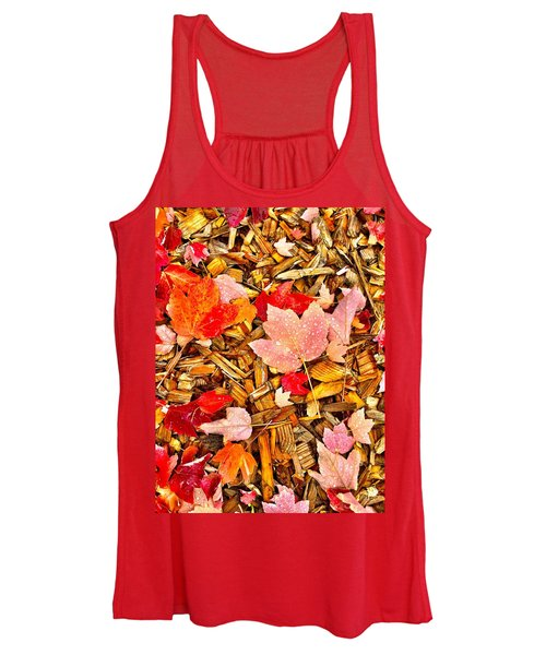 Autumn Potpourri Women's Tank Top