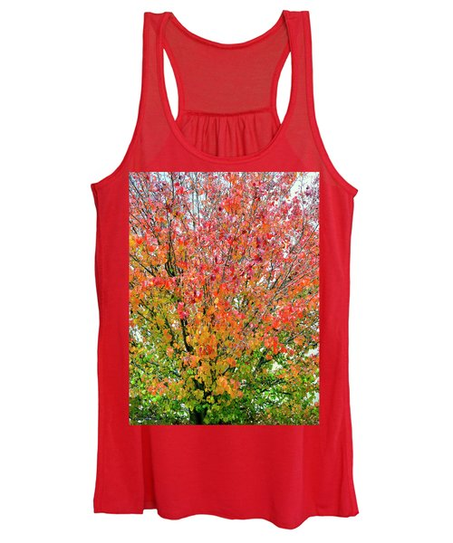 Autumn Splendor Women's Tank Top
