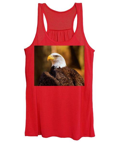 Bald Eagle 2 Women's Tank Top