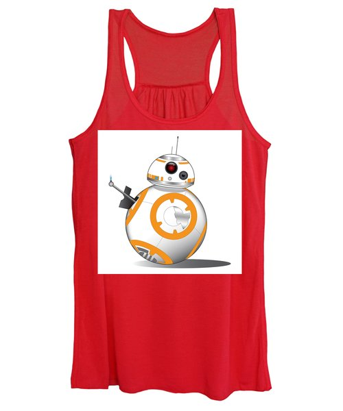 Bb-8 Women's Tank Top