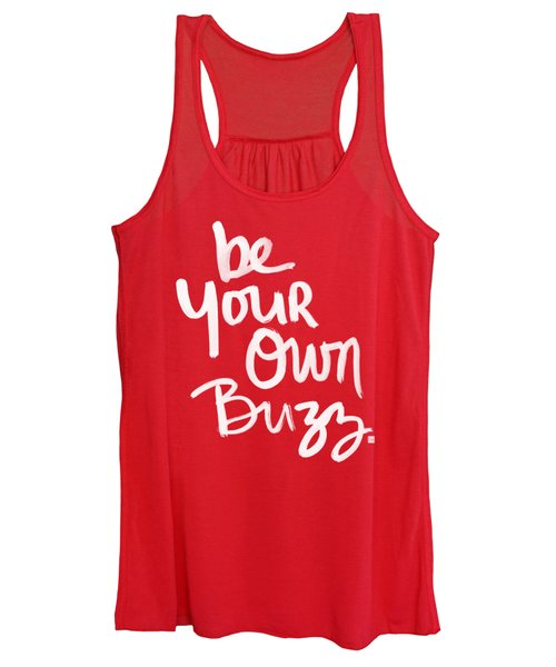 Be Your Own Buzz Women's Tank Top