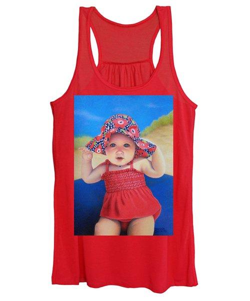 Beach Baby Women's Tank Top