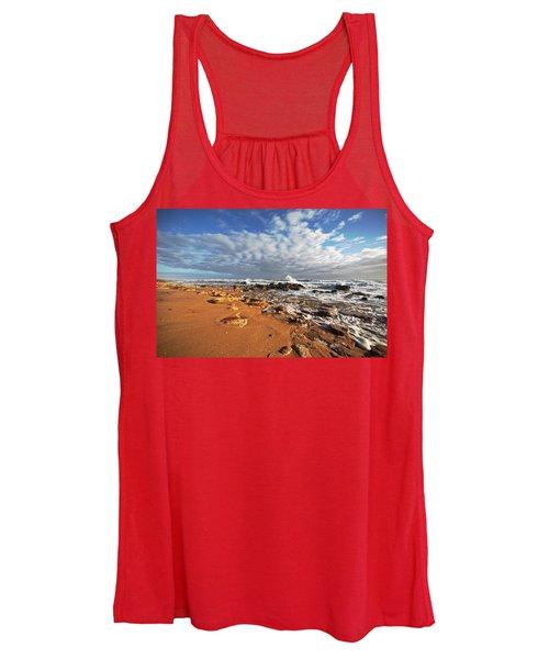 Beach View Women's Tank Top