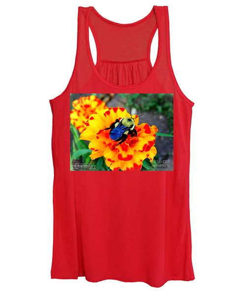 Bee Happy   Women's Tank Top