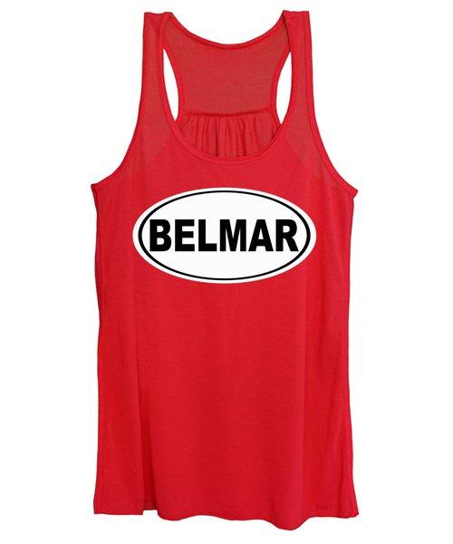 Belmar New Jersey Home Pride Women's Tank Top