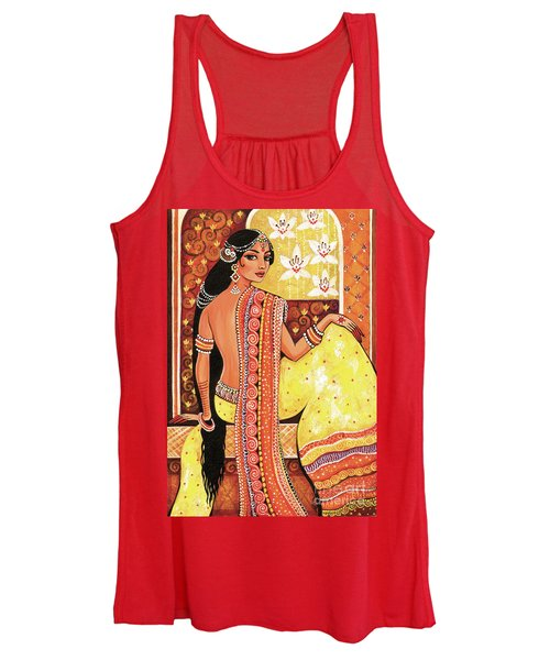 Bharat Women's Tank Top