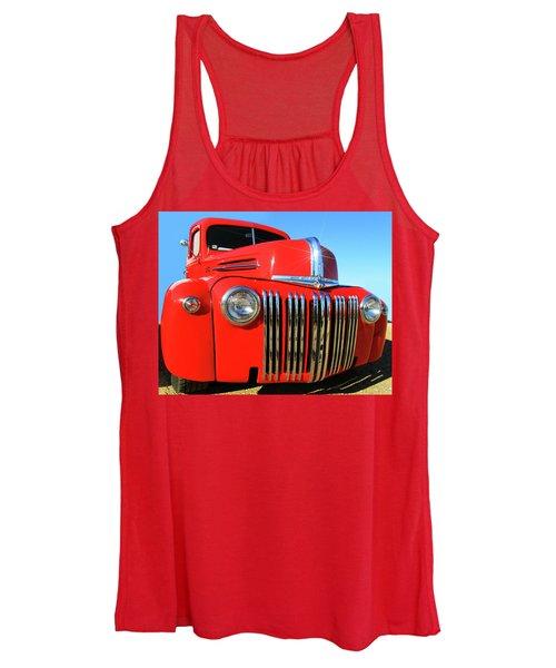 Big Red Women's Tank Top