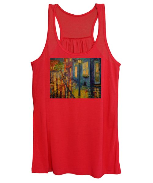 Bliss Women's Tank Top
