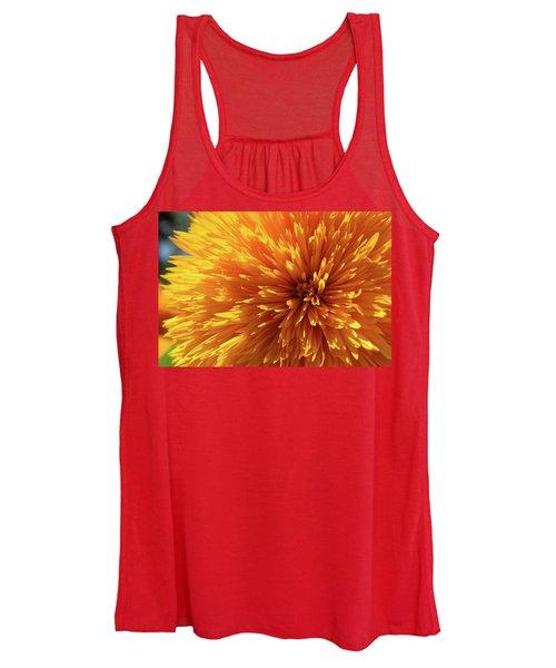 Blooming Sunshine Women's Tank Top
