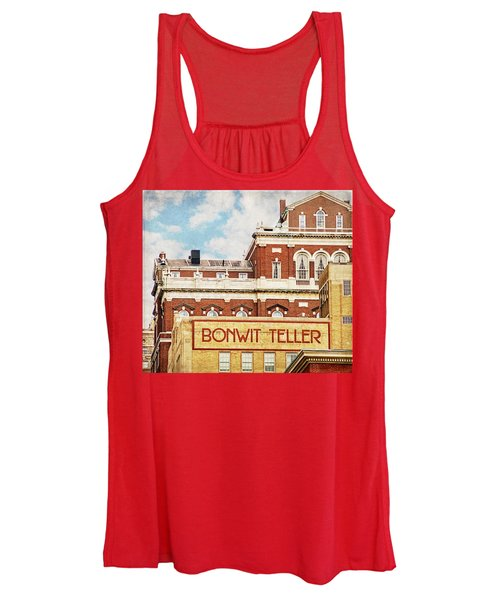 Bonwit Teller Women's Tank Top