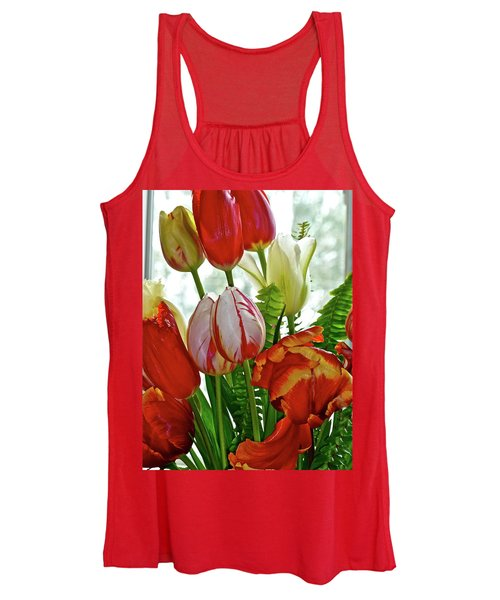 Bright Bouquet Women's Tank Top