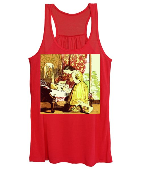 Brother And Sister Women's Tank Top