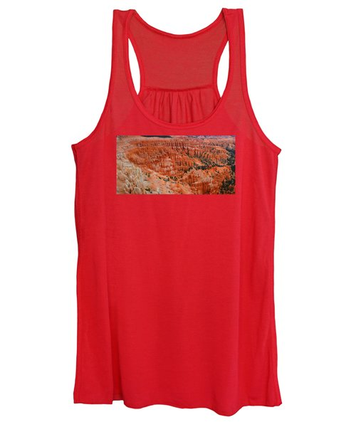 Bryce Canyon Megapixels Women's Tank Top