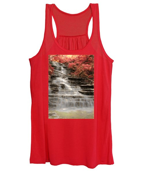 Buttermilk Falls Women's Tank Top