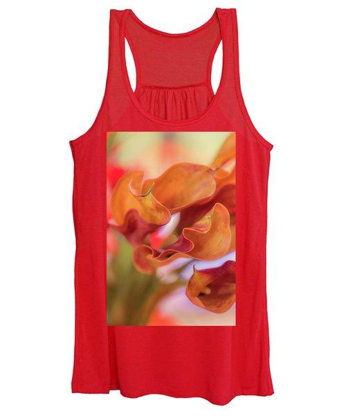 Calla Lilies Women's Tank Top