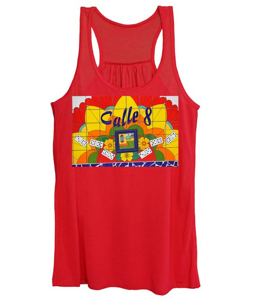 Calle Ocho Women's Tank Top