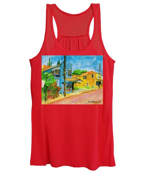 Camilles Place Women's Tank Top