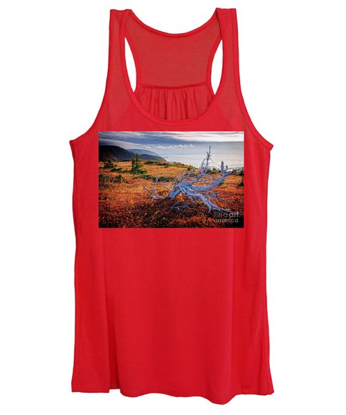 Cape Breton Highlands Women's Tank Top