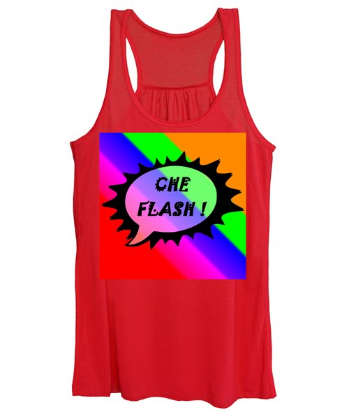 Che Flash Women's Tank Top