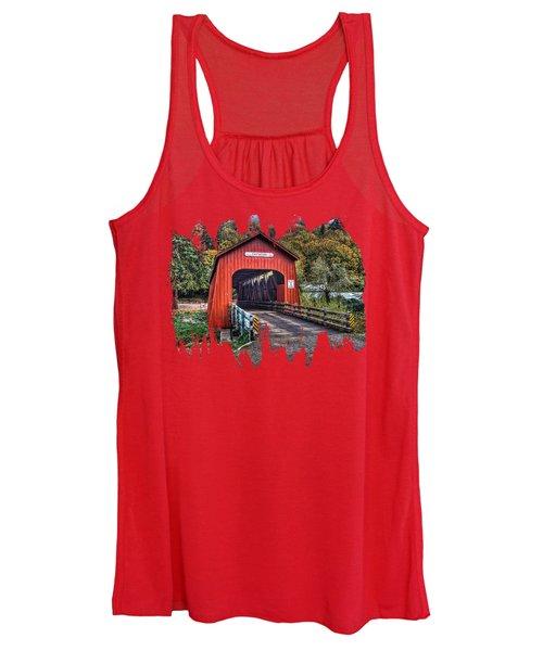 Chitwood Covered Bridge Women's Tank Top