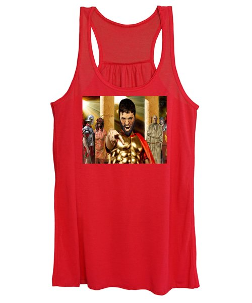 Choose  Women's Tank Top