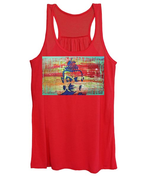 Colors That Surround U Women's Tank Top