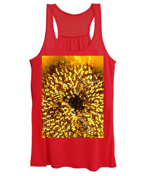 Colour Of Honey Women's Tank Top