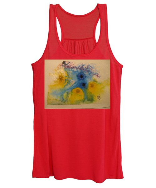 Colourful Women's Tank Top