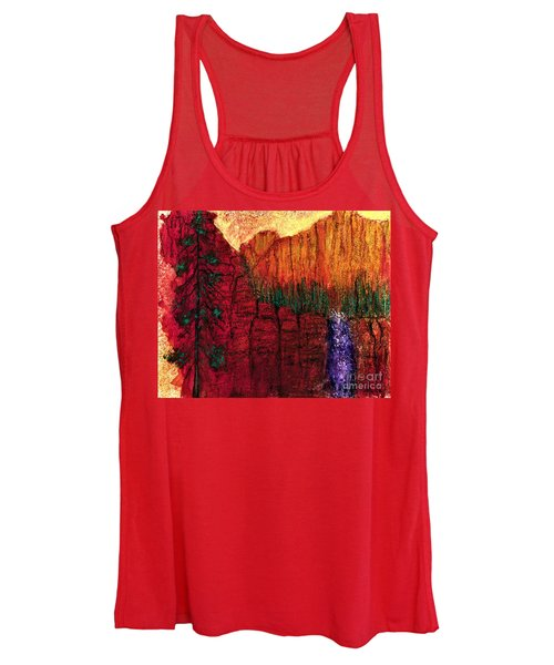 Come Away With Me  Women's Tank Top