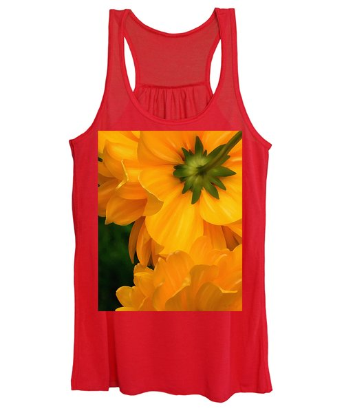 Coreopsis Women's Tank Top