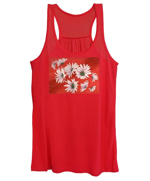 Daisy Chain Women's Tank Top