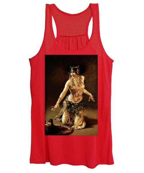 Dance Of Salome Women's Tank Top