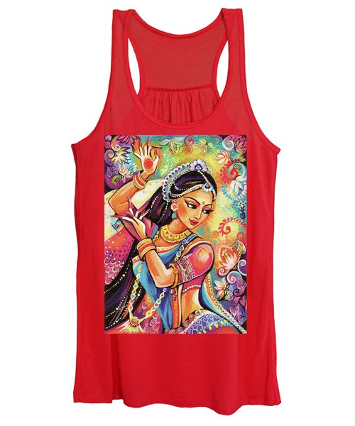Dancing Of The Phoenix Women's Tank Top