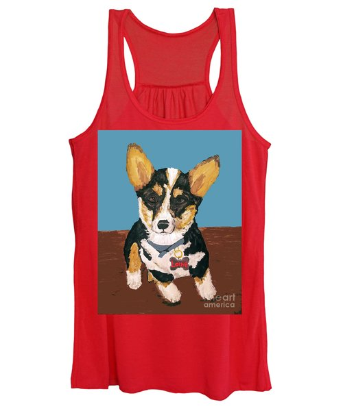 Date With Paint Sept 18 8 Women's Tank Top