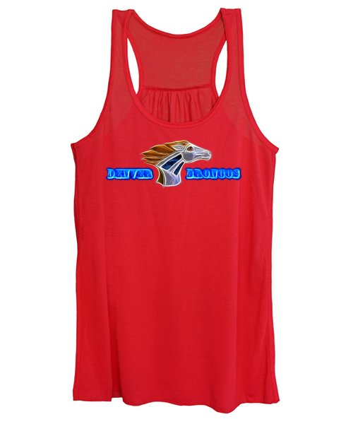 Denver Broncos Women's Tank Top