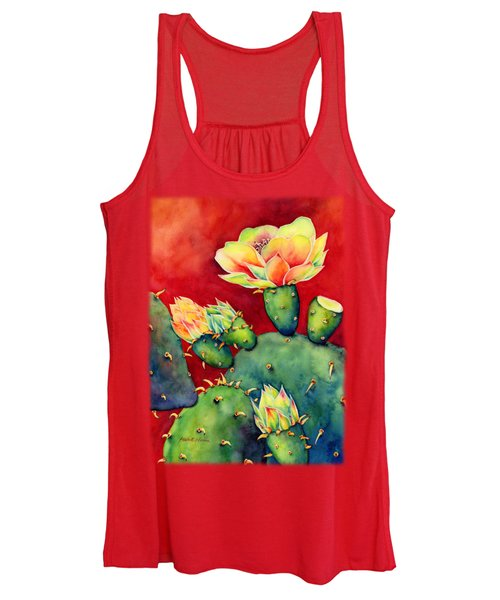Desert Bloom Women's Tank Top