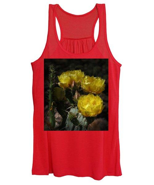 Desert Blooming Women's Tank Top