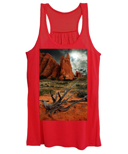 Desert Floor Women's Tank Top