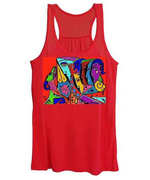 Director Of Chaos Women's Tank Top