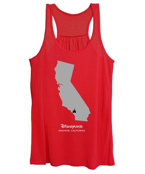 Disneyland Women's Tank Top