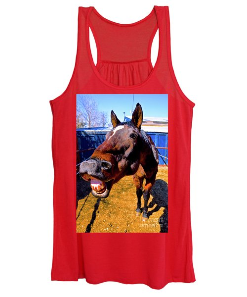 Do You Have A Treat For Me? Women's Tank Top