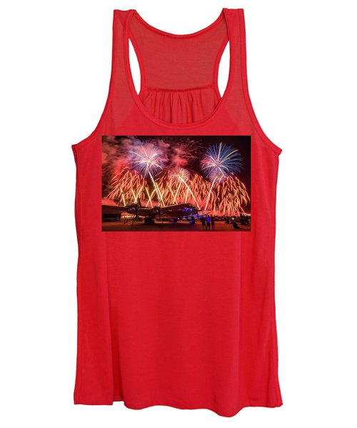 Doc's Fireworks Women's Tank Top