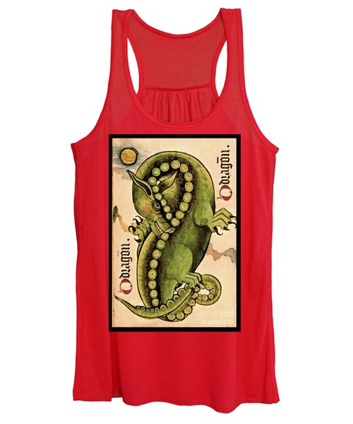 Dragon Dragon Women's Tank Top