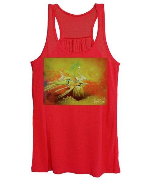 Dragonfish Women's Tank Top