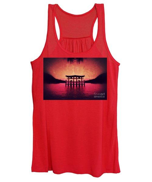 Dream Of Japan Women's Tank Top