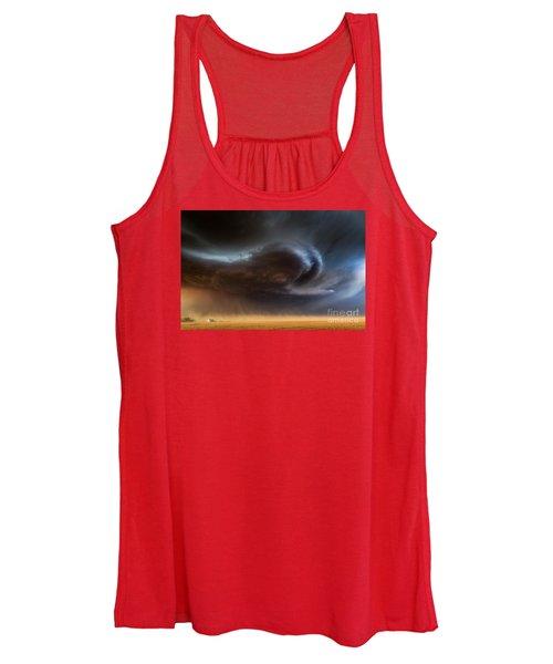 Dust Storm Women's Tank Top