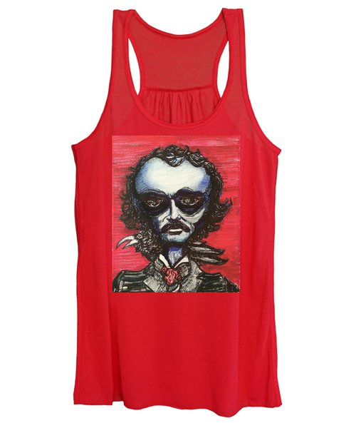 Edgar Alien Poe Women's Tank Top